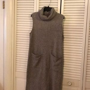 NWOT Forever 21 Cowl Neck Mid Length Dress